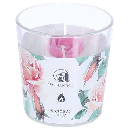 Купить Ароматизированная свеча Садовая роза дешевле