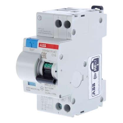 Дифференциальный автомат Abb 2 полюса 16 А 2CSR145001R1164