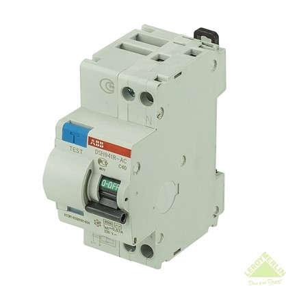 Дифференциальный автомат Abb 2 полюса 40 А 2CSR145001R1404