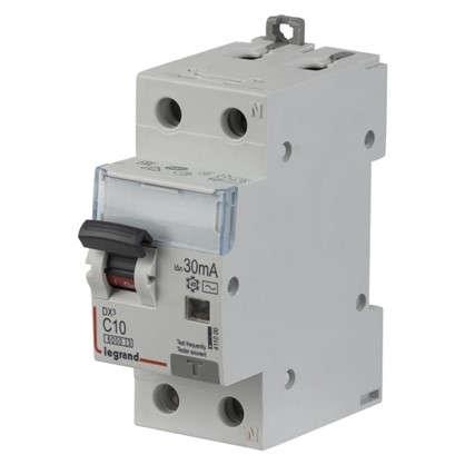Дифференциальный автомат Legrand 1 полюс 10 А
