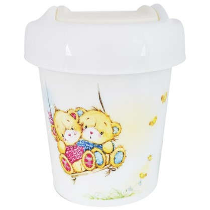 Бак для мусора Bears 1 л