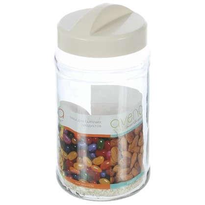 Банка для сыпучих продуктов Avena 1.5 л