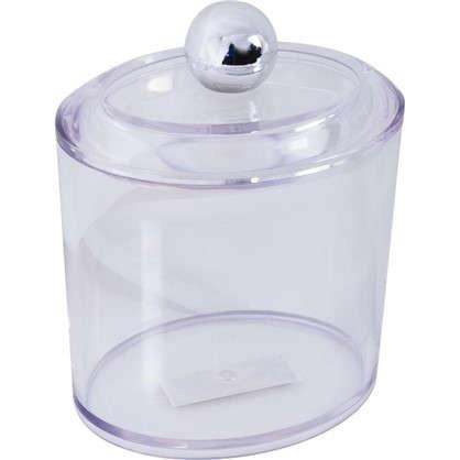 Баночка косметическая Cotto пластик цвет прозрачный