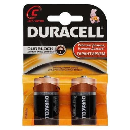 Купить Батарейка алкалиновая Duracell Basic C 2 шт. дешевле