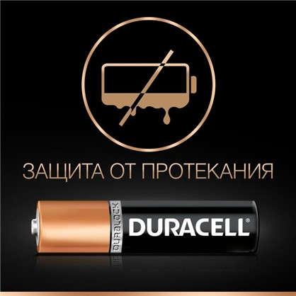 Батарейка алкалиновая Duracell  Basic LR036BL ААА 6 шт.