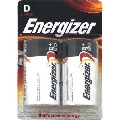 Батарейка алкалиновая Energizer Base D/LR20 2 шт.