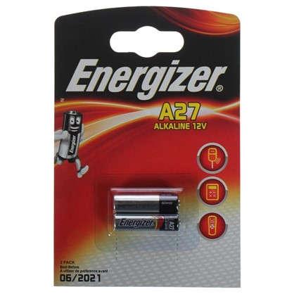 Батарейка алкалиновая Energizer FSB2 A27 2 шт.