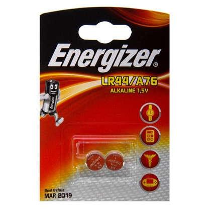 Купить Батарейка алкалиновая Energizer LR44/A76 FSB2 2 шт. дешевле