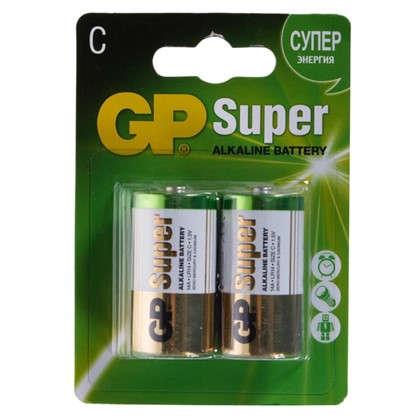 Купить Батарейка алкалиновая GP 14A С 2 шт. дешевле