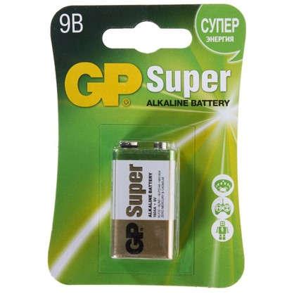 Батарейка алкалиновая крона GP 1604A 9 В 1 шт.
