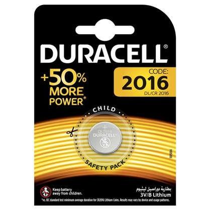 Купить Батарейка литиевая Duracell CR2016 дешевле