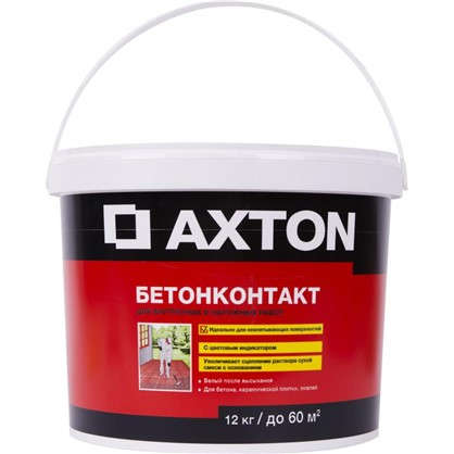Бетонконтакт Axton 12 кг