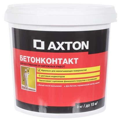 Бетонконтакт Axton 3 кг цена