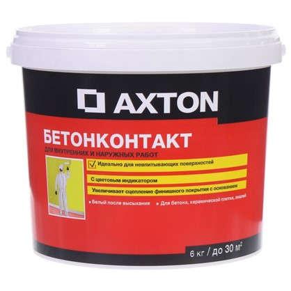Купить Бетонконтакт Axton 6 кг дешевле