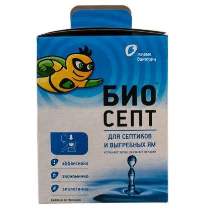 Биоактиватор для септиков Биосепт 24 дозы 600 г