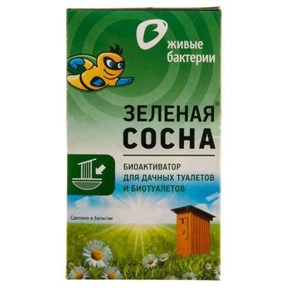 Биоактиватор для выгребных ям Зеленая сосна 12 доз 300 г