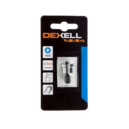 Бита для гипсокартона Dexell Pro PZ2 25 мм