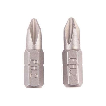 Купить Биты PH2 25 мм 2 шт. дешевле