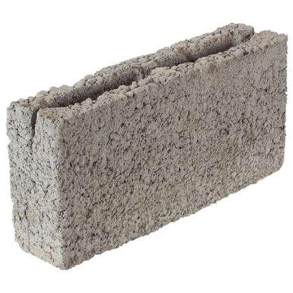 Купить Блок перегородочный керамзитобетонный (ПКЦ) 390x90x188 мм дешевле