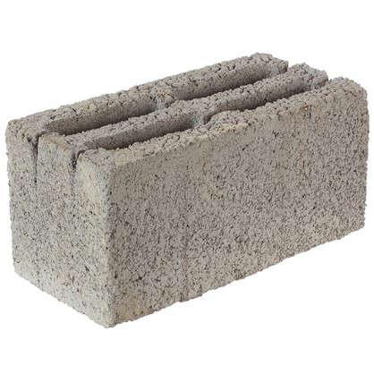 Купить Блок стеновой керамзитобетонный (СКЦ) 390x190x188 мм дешевле