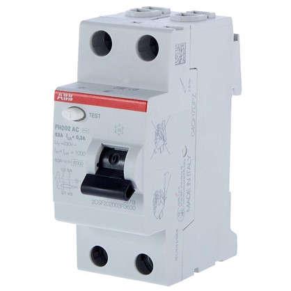 Блок утечки тока Abb F202 2 полюса цена