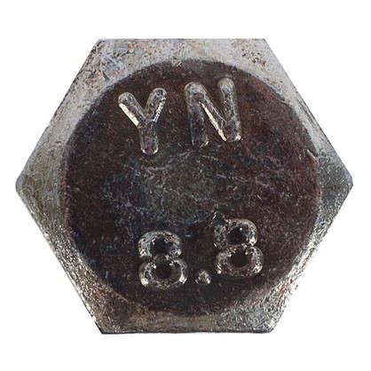 Болт DIN 933 M8x60 мм