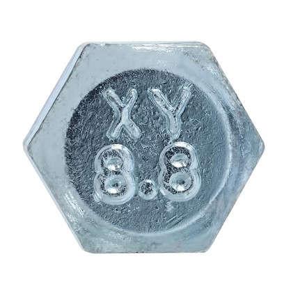 Купить Болт с гайкой и шайбой M5x50 мм 6 шт. дешевле