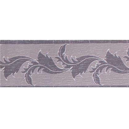Бордюр Бум ДПЛ 618-12 цвет серый