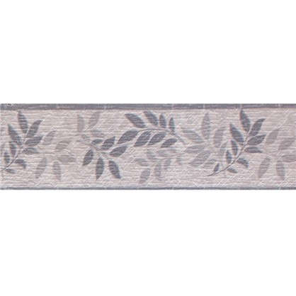 Бордюр Бум ДПЛ 618-13 цвет серый