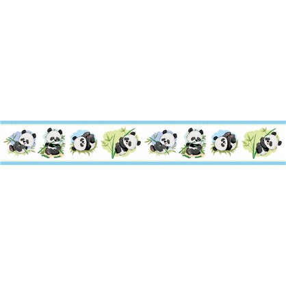 Бордюр бумажный Панда 0.08х0.7 м