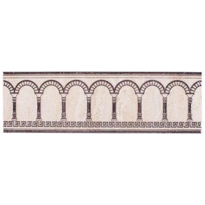 Бордюр Efes coliseum 7.7x25 см цвет бежевый