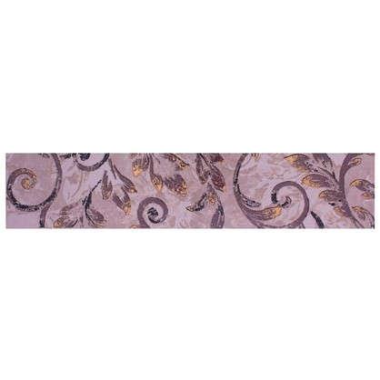 Бордюр Флориан 40х8.4 см цвет коричневый