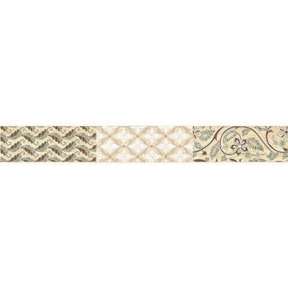 Бордюр Marmi Classic 50.5х6.2 см цвет бежевый