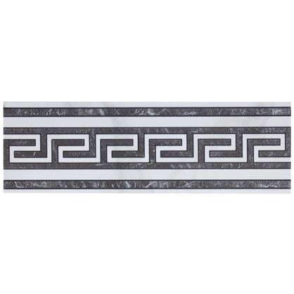 Бордюр напольный Alon 43x13.7 см цвет серый