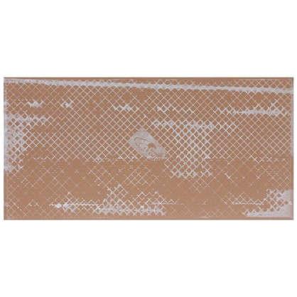 Бордюр Новус Радуга 1 30х60 см цвет бирюзовый