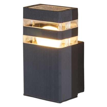 Купить Бра уличное Электростандарт Techno 1450 1xE27x60 Вт цвет черный дешевле
