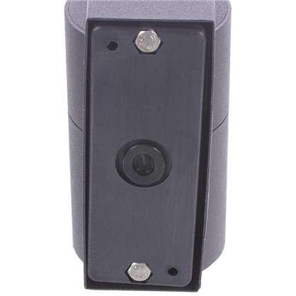 Купить Бра уличное Mistero 1хGU10х35 Вт IP44 цвет черный металлик дешевле