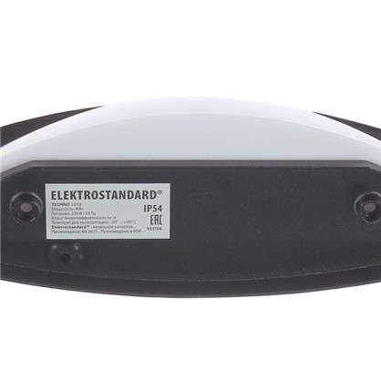 Бра уличное светодиодное Elektrostandard Techno 1013 8 Вт IP54 цвет черный