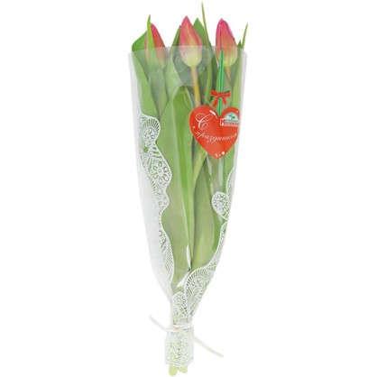 Букет Тюльпаны 3 шт.