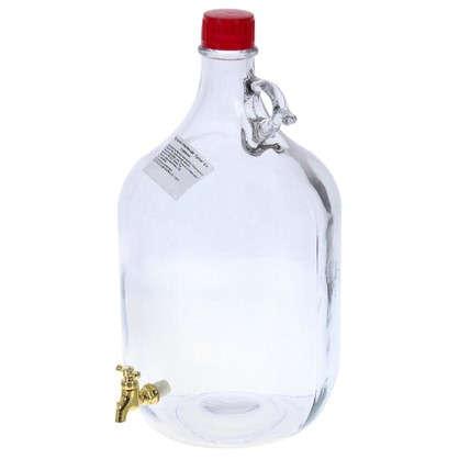Купить Бутыль Сулия 5 л с краном дешевле