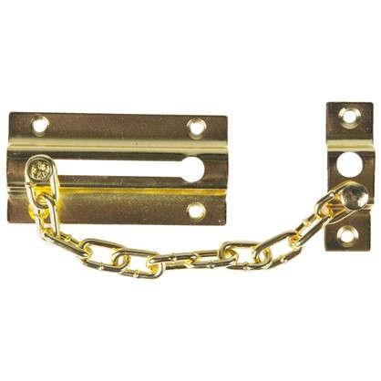 Цепочки дверные 60х110 мм цвет золото