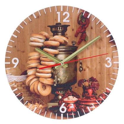 Часы для бани Русская баня