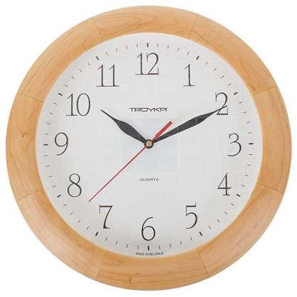 Часы настенные Дерево диаметр 30 см