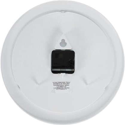 Часы настенные Эконом цвет белый 30.5 см