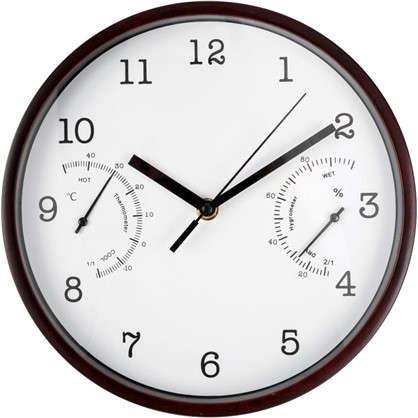 Купить Часы настенные Климат 24.6 см дешевле