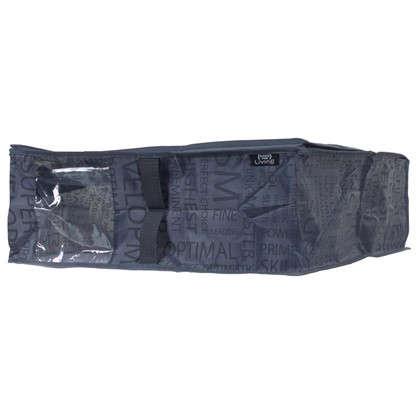 Чехол для одеял 40х45х15 см цвет серый