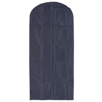 Чехол для одежды 60х135 см цвет серый