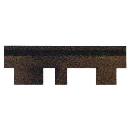 Черепица гибкая Mida Аккорд цвет коричневый