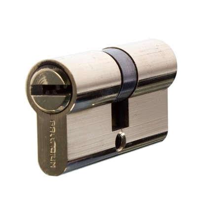 Цилиндр ключ/ключ 30х30 золото 60 C ET PB
