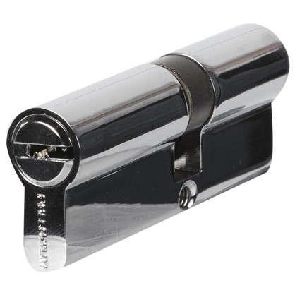 Цилиндр ключ/ключ 30х40 хром 2J07 CP